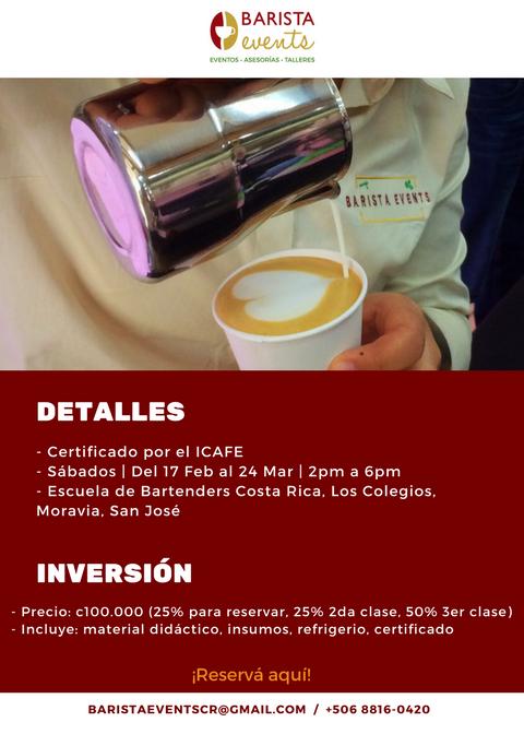 Flyer Intro al Barismo Fina2l